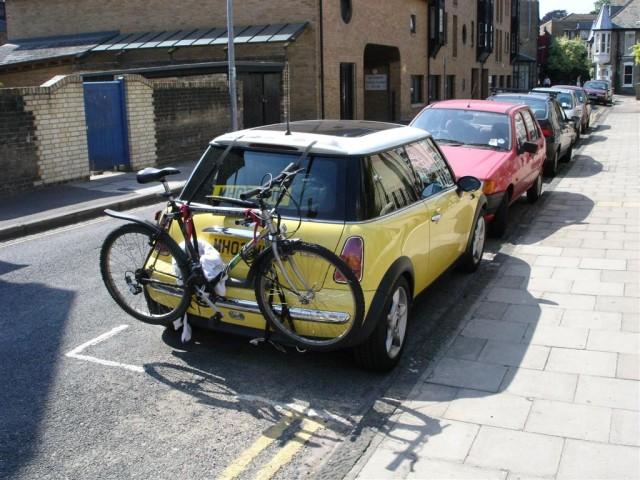 Which Bike Rack Mini Cooper Forum